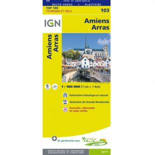 IGN 103 Amiens/Arras