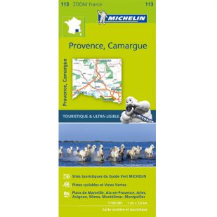 Michelin 113 Provence Camargue