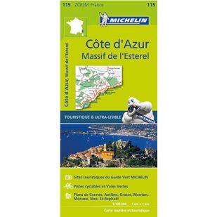 Michelin 115 Cote D'Azur
