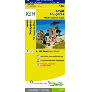IGN 116 Lavel Fougeres