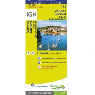 IGN 123 Vannes/Lorient