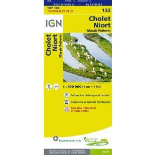 IGN 132 Cholet/Niort