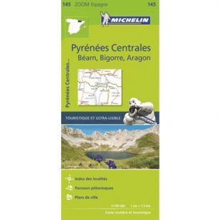 Michelin 145 Pyrénées Centrales
