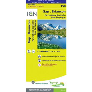 IGN 158 Gap/Briancon