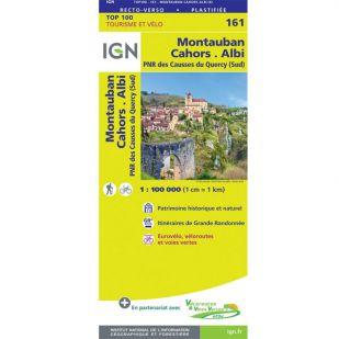 IGN 161 Montauban/Albi