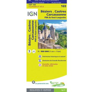 IGN 169 Beziers/Castres