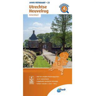 ANWB Regiokaart 23 Utrechtse Heuvelrug