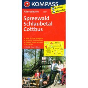A - KP3047 Spreewald - Schlaubetal - Cottbus