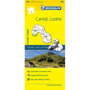 Michelin 330 Cantal, Loreze