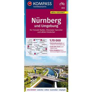 KP3343 Nürnberg und umgebung