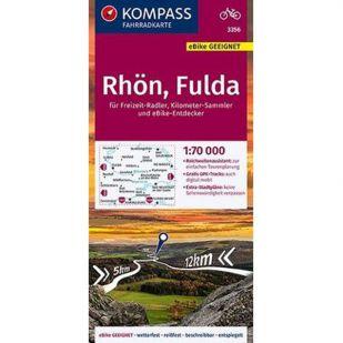 KP3356 Rhön - Fulda