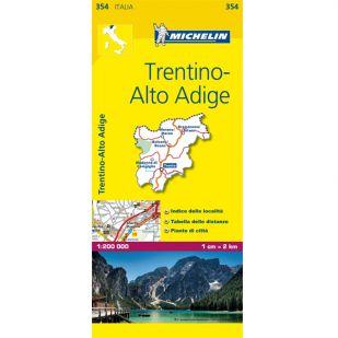 Michelin 354 Trentino