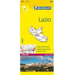 Michelin 360 Lazio