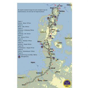 Fietsgids Jutland Fietsroute (2020)