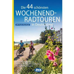 44 Schonsten Wochenend-Radtouren in Deutschland !