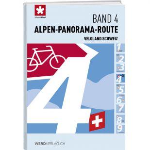 Veloland Schweiz 4. Alpenpanorama route