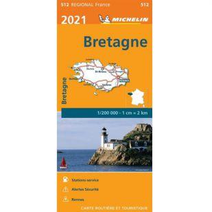 Michelin 512 Bretagne 2021