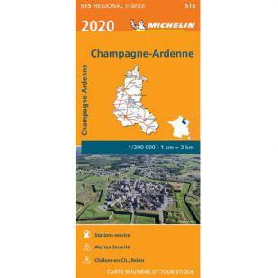 Michelin 515 Champagne Ardenne 2020