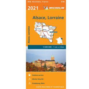 Michelin 516 Alsace Lorraine 2021