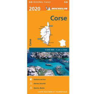 Michelin 528 Corse 2020