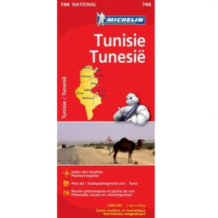 Michelin 744 Tunesië