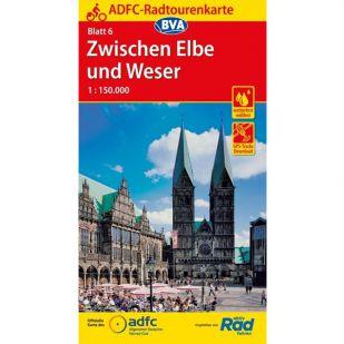 ADFC 6 Elbe/Weser, zwischen