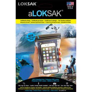 Loksak - waterdicht beschermhoesje 10,84 X 18,1 CM 2 ST. (6 inch smartphone)