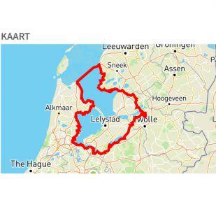 In uw App-store: Rondje IJsselmeer
