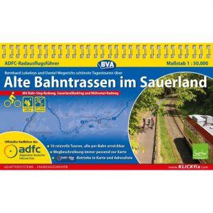 Radausflugsführer Alte Bahntrassen im Sauerland