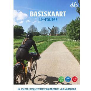 Basiskarte Netzwerk LF-Routen 2020/2021 (Radfernwege)
