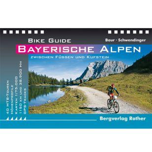 Bayerische Alpen Bike Guide