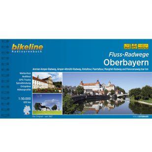 Flussradwege Oberbayern Bikeline Fietsgids