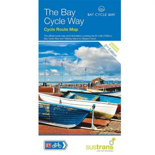 Sustrans Map The Bay Cycle Way
