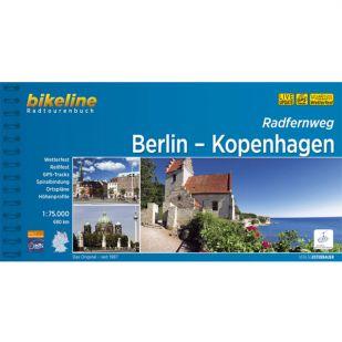 Berlin-Kopenhagen Radfernweg Bikeline Fietsgids