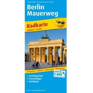 Publicpress: Berlin Mauerweg