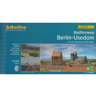 Radfernweg Berlin Usedom Bikeline Fietsgids