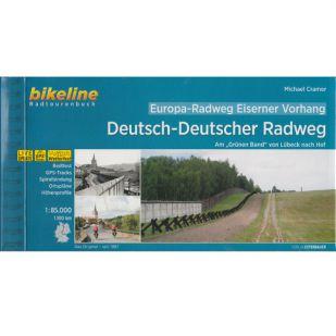 Deutsch Deutscher Radweg Eiserner Vorhang 3 Dld Bikeline Fietsgids !