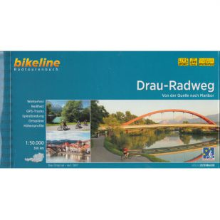 Drau Radweg Bikeline Fietsgids