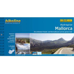 Radregion Mallorca Bikeline Fietsgids