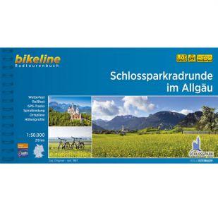 Schlossparkrunde Allgau Bikeline Fietsgids