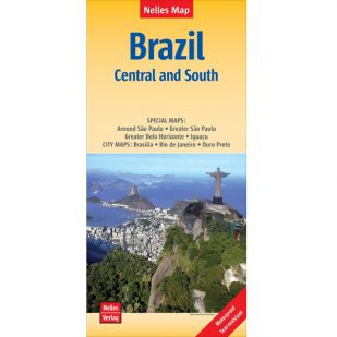 Nelles Brazilië - Centraal en Zuid