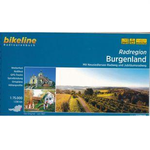 Radregion Burgenland  Bikeline Fietsgids !