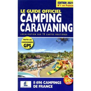 Campinggids Frankrijk FFCC 2021