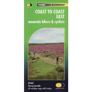 Coast To Coast East - Mountain Bikers & Cyclists