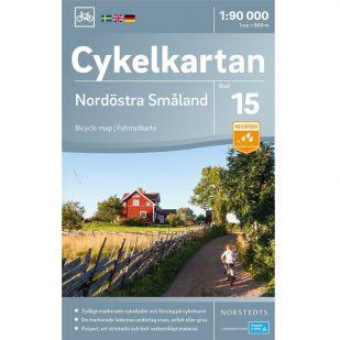 Svenska Cykelkartor 15 !