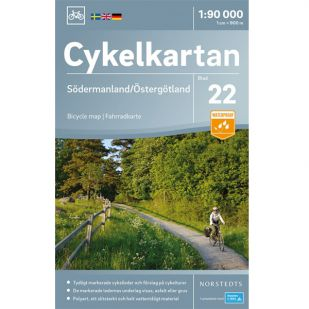 Svenska Cykelkartor 22 !