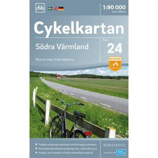 Svenska Cykelkartor 24 !