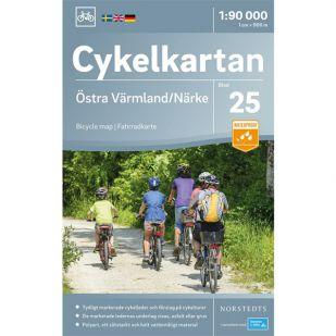 Svenska Cykelkartor 25 !