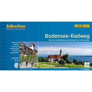 Bodensee Radweg Bikeline Fietsgids