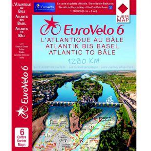 Eurovelo 6 Strecke Frankreich